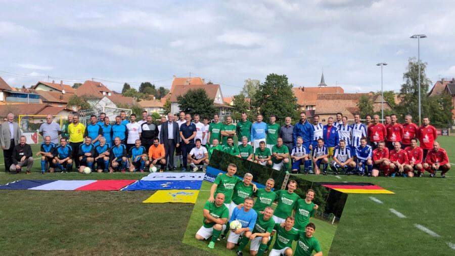 SV Olympia Rheinzabern Ü40 Spielberichte_2019