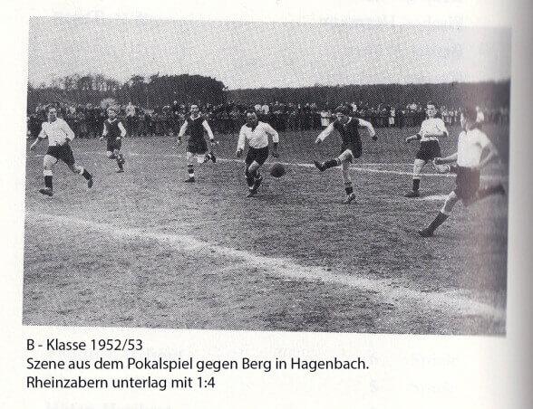 SV Olympia Rheinzabern - 100 Jahre SVO im Bild