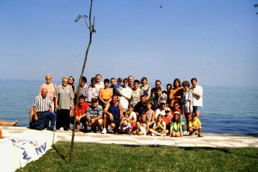 SV Olympia Rheinzabern August 1997_Die AH in Ungarn Plattensee/Siofok