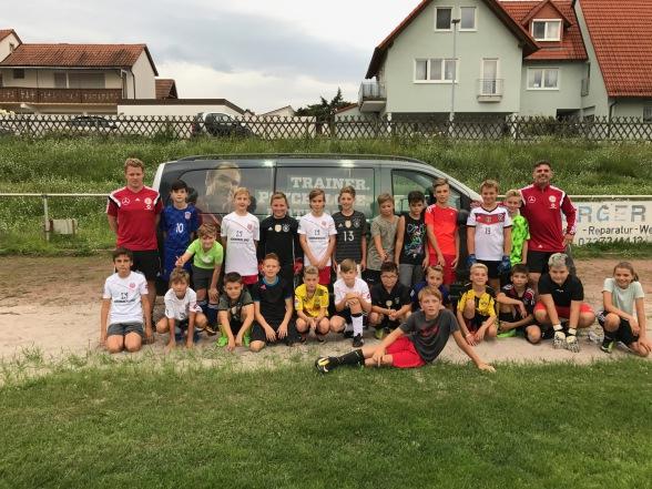 Historie_2017_2018_D12-Junioren_Event_15.08.2017