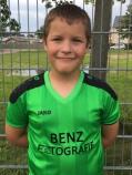 Historie_2017_2018_E2-Junioren_Spieler_Leon Paul Girardello
