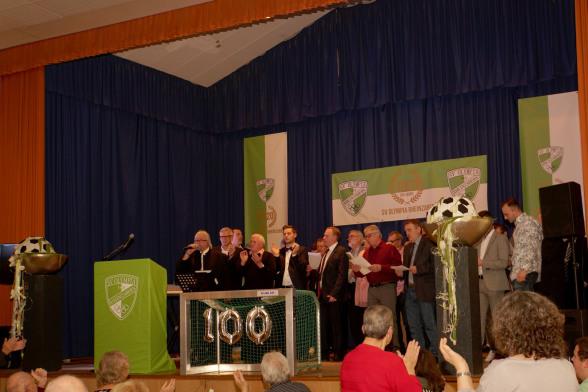 Pfalz-Express 05.02.2020 SV Olympia Rheinzabern 100 Jahre