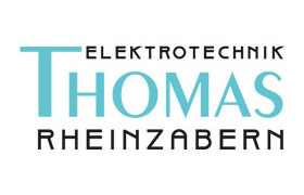Logo Thomas Elektrotechnik Sponsor