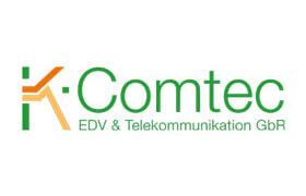 Logo K-Comtec Sponsor