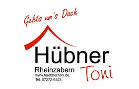 Logo Tony Hübner Sponsor