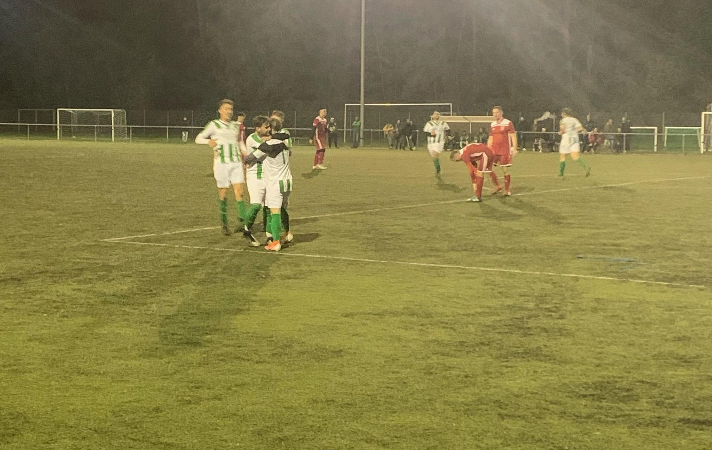 Spielbericht 3. Mannschaft gegen SV Herxheimweyher II vom 13.10.2020