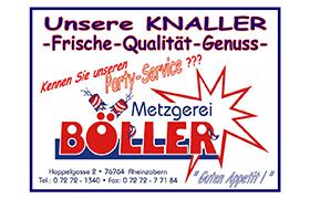 Metzgerei Boeller