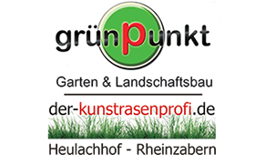 SV Olympia Rheinzabern - Sponsoren Gruenpunkt