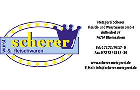 Metzgerei Scherer