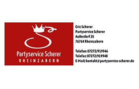 Partyservice Scherer