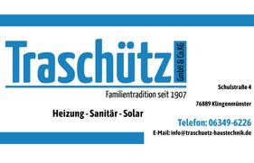 SV Olympia Rheinzabern - Sponsoren Traschuetz