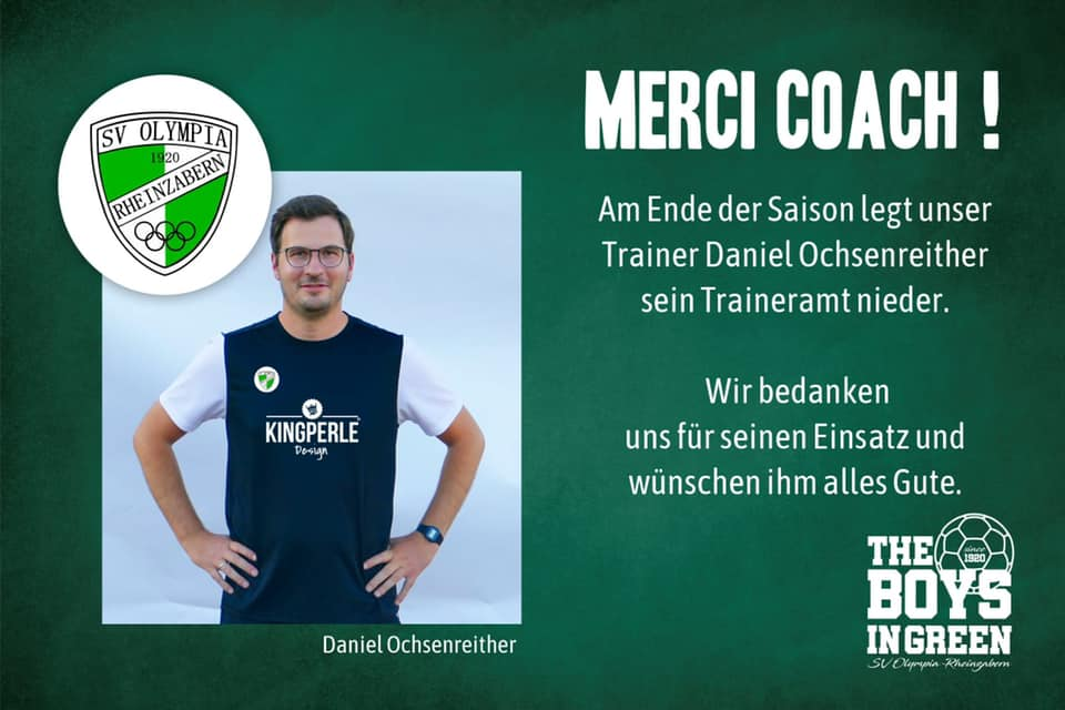 VIELEN DANK DANIEL!!