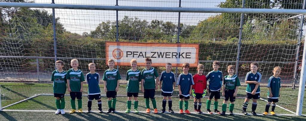 Spielbericht F-Jugend Wörth und Bellheim