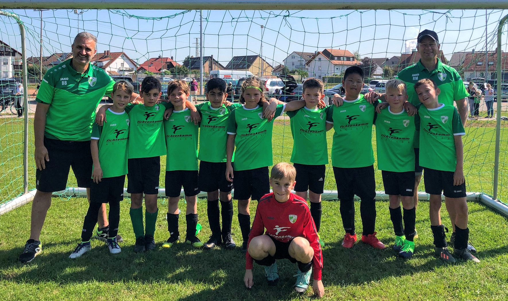 Spielbericht Pokalspiel E1 Junioren SV Hagenbach gegen SVO Rheinzabern vom 04.09.2021