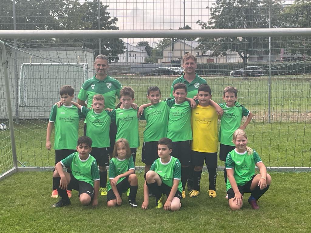 Spielbericht E2 Junioren-Freundschaftsspiel gegen SV Rülzheim vom 10.09.2021